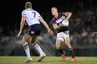 The NRL's better teams throw the ball around more, which leads to more errors.