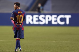 Lionel Messi has reportedly told Barcelona he wants out.