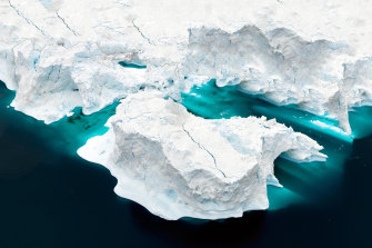 Greenland lost more ice last year than at any other time on record, adding 532 trillion litres of water to already rising sea levels.