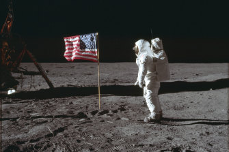 The holy grail of these endeavours is NASA's plan to return crewed spacecraft to the moon.