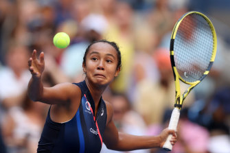 Fernandez will face second seed Aryna Sabalenka in the semi-finals of the US Open.