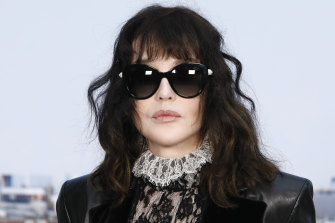 Isabelle Adjani won't be coming to Sydney because of bushfire fears.