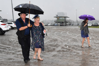 Melbourne Cup Day, 2018.