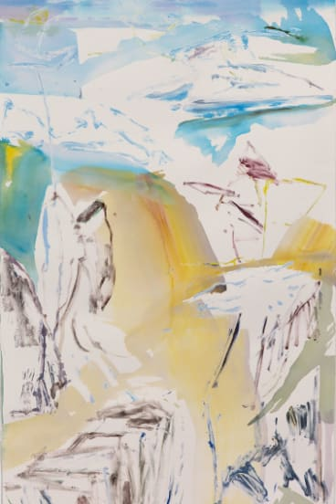 Susan Chancellor, <i>Flow</i>, 2018 in <i>Water Drawn</i> at Form.
