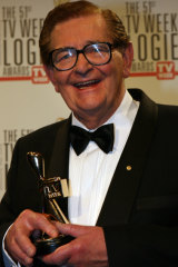 He was inducted into the Logies hall of fame in 2009.