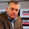 Ray Hadley's son arrested over cocaine