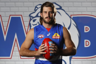New Bulldog Josh Bruce is keen to make this his last club move.
