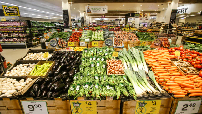 A number of supermarkets and grocers are open over the Christmas period in Canberra.