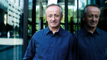 TV personality Andrew Denton, a pro-euthanasia campaigner and host of the 'Better Off Dead' podcast, was in Perth to brief politicians at the commencement of an epic parliamentary debate on WA's Voluntary Assisted Dying Bill.