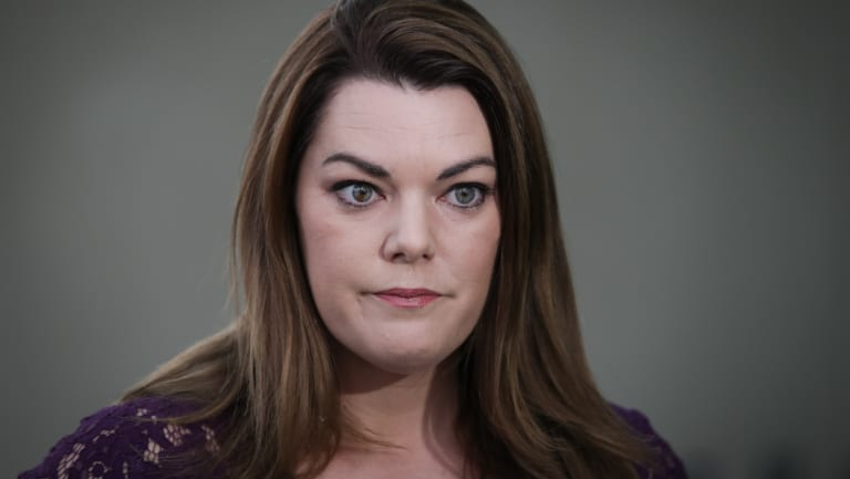Greens senator Sarah Hanson-Young has spoken in support of a bill to allow euthanasia for the terminally ill.