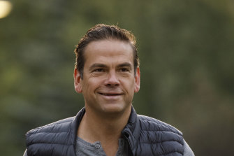 Under Lachlan Murdoch, Fox in the US has pushed heavily into betting.