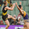 Thumbs down for studs up: AFL changes rule after outcry