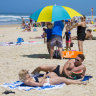 Brisbane to blister before blanket of dust arrives