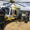 Patient in serious condition after Scenic Rim plane crash