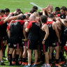 The Crusaders know what they stand for, but what about the Brumbies?