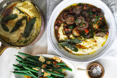 Neil Perry's beef bourguignon