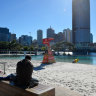 Brisbane records warmest average July days