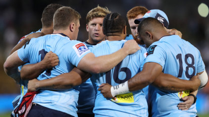 Waratahs take games to Newcastle, Wollongong and bush in 2020