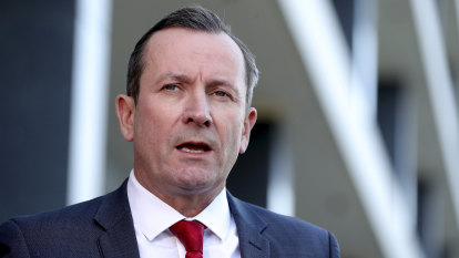 McGowan hands China trade war to minister as he turns guns on eastern states