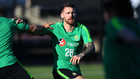 Boyle singing the right tune ahead of potential Socceroos debut