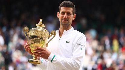Djokovic beats Berrettini to claim record-equalling 20th grand slam title