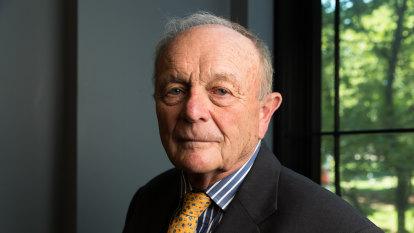 Gerry Harvey gives activist shareholder a spray as company receives second strike
