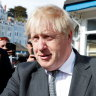 Boris Johnson's renovation 'cover-up' concerns prompts calls for inquiry