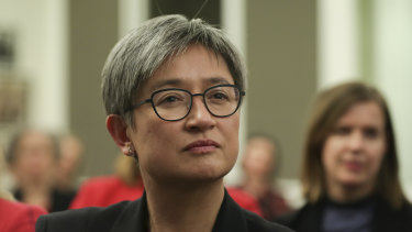 Opposition foreign affairs spokeswoman Penny Wong wants an Australian Magnitsky Act.