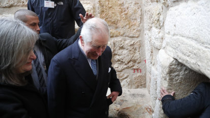 Prince Charles praises 'remarkable' Iran, says he wants to visit