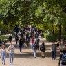 Transgender debate a free speech stress test for Melbourne University