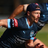 'We won't let this slip': Blues vow to pile more misery on Maroons