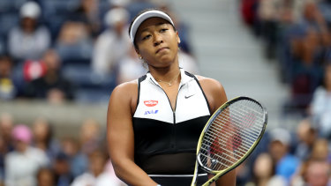 Naomi Osaka has parted company with her second coach this year.