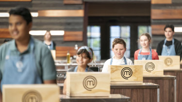 Jock Zonfrillo credits Youtube for the skills that Junior MasterChef contestants have learned.