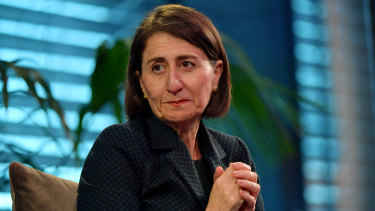 Premier Gladys Berejiklian said NSW would not open its borders to Victoria for at least two weeks.