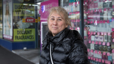 Chemist Warehouse shopper Marie Wiseman says cheaper medicines make a big difference.