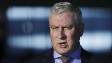 Deputy Prime Minister Michael McCormack has asked states and territories to raise their caps on international arrivals.