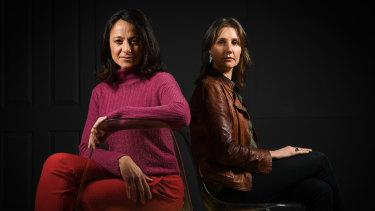Daniela Farinacci and director  Ella Caldwell survey the history of a 21st-century villain in Oil.