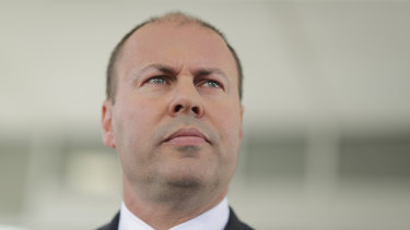 Treasurer Josh Frydenberg wants to lift the nation's productivity rate.