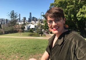 Amy MacMahon won South Brisbane for the Greens from Labor's Jackie Trad.