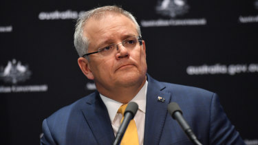 Prime Minister Scott Morrison says Australians should download the COVIDSafe app.