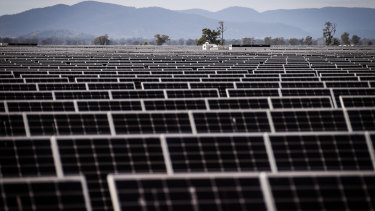 The NSW government was widely praised for it commitment to renewable energy.