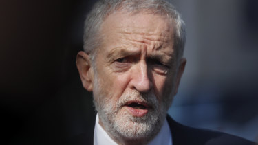 British Labour leader Jeremy Corbyn wants a delay to Brexit if no deal is reached by October 31.