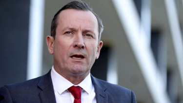 Western Australia Premier Mark McGowan rules out any lifting of interstate borders, calling WA the envy of NSW.