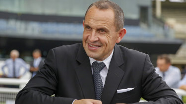 Chris Waller has given Tommy Berry the task of getting the best out of Seleque at Canterbury on Wednesday.