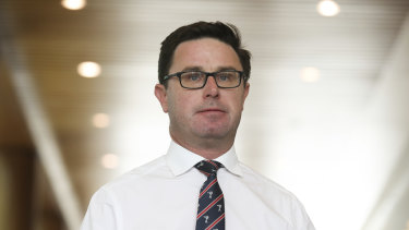Agriculture Minister David Littleproud says farmers should be part of the Morrison government's net zero emissions target.
