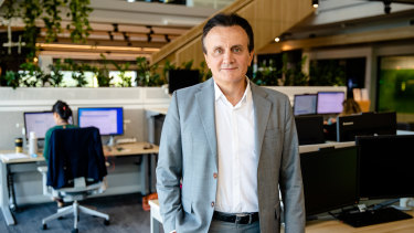 AstaZeneca chief Pascal Soriot. The company's decision to make its jab without taking a profit has squeezed margins and left it weighing up whether it wants a future in vaccines at all.