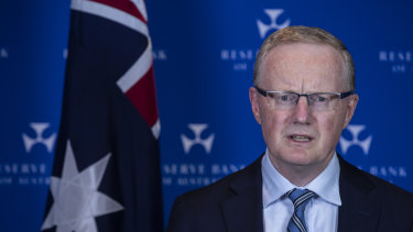 Reserve Bank governor Philip Lowe used his second-ever press conference to outline a huge program of rate cuts and bond purchases in a bid to safeguard the country's economic recovery.