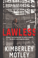 """Lawless"" by Kimberley Motley."