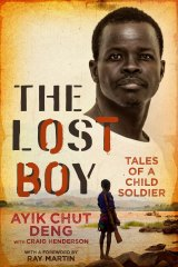 Ayik Chut Deng's book will be in stores this month.