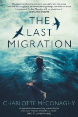 <i>The Last Migration</i> by Charlotte McConaghy.
